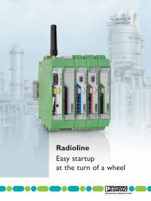 RAD Line trådlös överföring med Trusted Wireless från Phoenix Contact AB