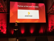 Avensia vinner inRiver Partner of The Year