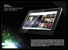 Dossier de presse : Nouveautés Sony Septembre 2011