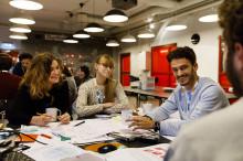 Climathon i Lund - 24 timmars hackaton för att lösa plastens miljöpåverkan