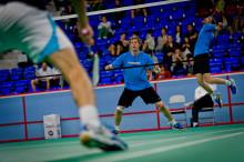 International stortävling i Badminton till Uppsala