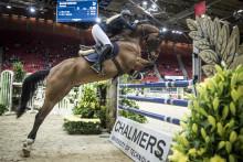 Chalmers nya smarta hinder till Gothenburg Horse Show  – för minskad skaderisk i framtiden