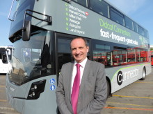 THAMES TRAVEL CONNECTOR SERVICES CARRIES 1.5M PASSENGERS PER YEAR