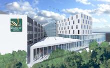 Quality Hotel Edvard Grieg blir Vestlandets største