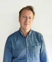 Pontus Frithiof stärker koncernen med konceptutvecklaren Marcus Ekman