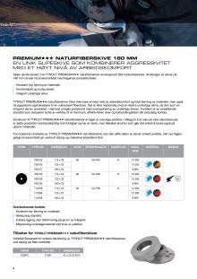 Produktblad Pioneer Premium Naturfiberskive