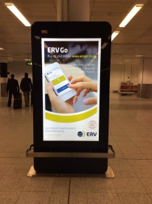 ERV UK Launch Fully Mobile Last Minute Product – ERV Go