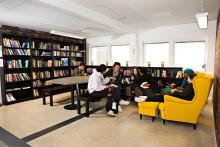 Fick kritik - nu har ThorenGruppen både analogt och digitalt bibliotek