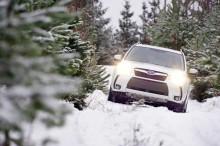 Helt nya Subaru Forester