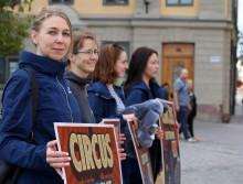 Sveriges största djurrättsorganisation fortsätter växa