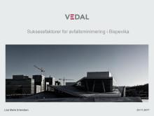 Presentasjon fra Lisa Marie Erlandsen - frokostmøte om avfallshåndtering