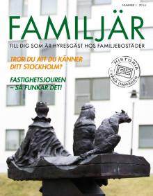 Artikeln kommer från Familjär nr 1 2014