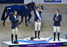 Magiskt avslut på Gothenburg Horse Show 2019