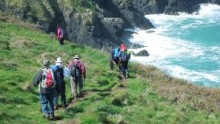 Coastal Walking in the UK Can Be a Holiday for Your Senses. - Martin Hesp