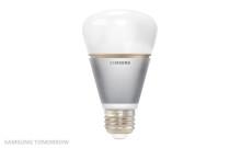 Samsung lanserar smarta LED-lampor