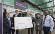 ​Pay as you go with contactless takes off at three more Thameslink stations in Herts and Beds