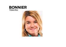 Helena Taube Rehnmark blir försäljningschef samt chef för byrårelationer på Bonnier Tidskrifter