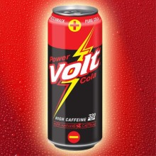 Gray's American Stores presenterar - Volt Cola!
