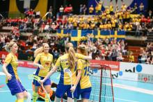 U19-damlandslaget med ny seger i VM - Emma Stenberg gjorde fyra mål