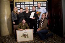 KRAV-märkt restaurang prisades på White Guide