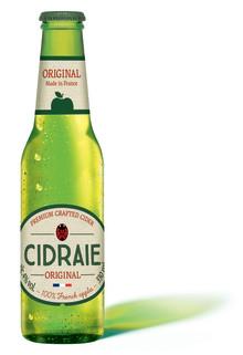 Cidraie hedrar sitt franska arv med ny sommarskrud