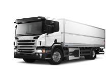 Scania lancerer hybridlastbil - ideel til natkørsel i byerne