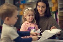 Barnehagestiftelsen Kanvas innfører ny bemanningsnorm høsten 2018