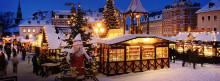 Sembo tipsar om Europas 10 bästa julmarknader 2015