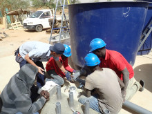 Yamaha Motor Providing 10 Compact Water Purification Systems in Senegal  - Changing Lifestyles in Developing Nations Struggling with Drinking Water Supply -