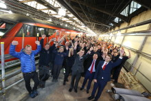 Virgin Trains completes fleet refurbishment programme