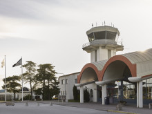 Swedavias verksamhet på Visby Airport nu helt fossilfri