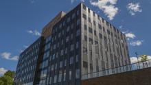 Skifferklädda World Trade Center nominerad till Årets Byggnadspris