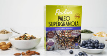 Frukost på stenåldersvis med Paulúns Paleo Supergranola