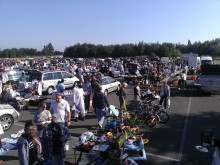 Record year for summer Bowlee car boot sales