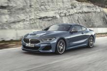 BMW 8-sarjan Coupé – intohimoinen ja luonnekas urheiluauto