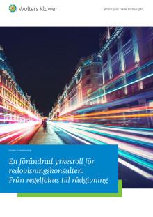 En förändrad yrkesroll för redovisningskonsulten: från regelfokus till rådgivning