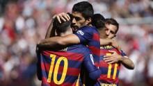 Messi, Suarez och Vardy är redo för matchen på Friends Arena