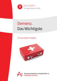 """""""Demenz. Das Wichtigste"""" – die Deutsche Alzheimer Gesellschaft informiert millionenfach"""