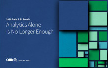 Analytics alone is no longer enough