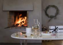 Glöggkannan blir bordets centrum på julens sammankomster