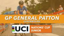 Spændende U19-hold udtaget til GP Patton