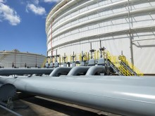 IQ3 actuators supplied to Chinese oil refinery