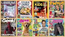Unbegrenztes Lesevergnügen für die ganze Familie: Panini Verlag ist neuester Partner von Readly