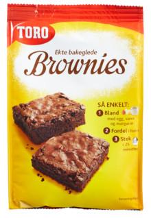 Orkla Foods Norge kaller tilbake et parti Toro Brownies