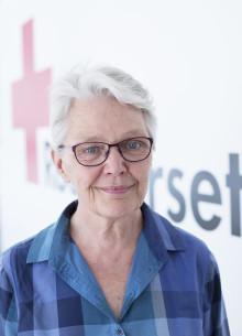 Margareta Wahlström ny ordförande för Röda Korset