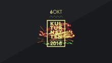 Pressinbjudan: Kulturnatten i Karlshamn 2018