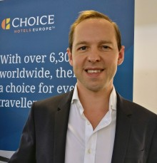 Choice Hotels Europe appoints Andrius Remeikis to lead Europeean Corporate Sales