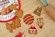 Tre ton pepparkakor äts i Sverige under julen