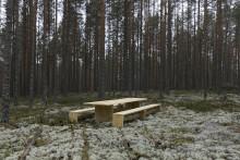 Värmland lockar måltidsturister med Michelinmeny i naturen