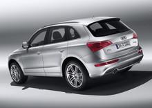 Säker körning för alpina landslaget i Audi quattro